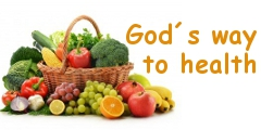 God's way to health